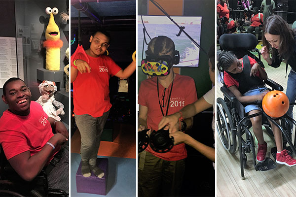 Another Fun-Filled Educational Summer for Participants of ADAPT's A.C.T.I.O.N. Camp